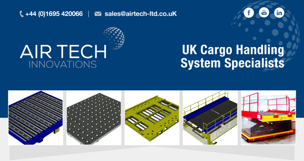 Air Tech Innovations image UK cargo handling system specialists